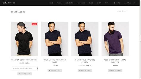 drupal theme at commerce rhythm multipurpose commerce drupal theme drupal 4u