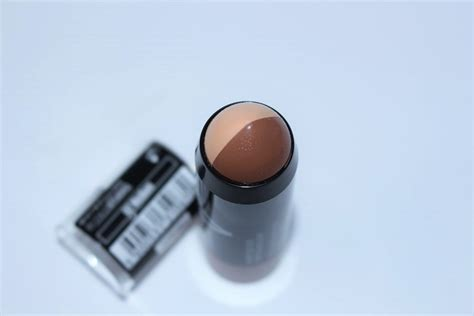 Maybelline Duo Stick maybelline master contour v shape duo stick review swatches