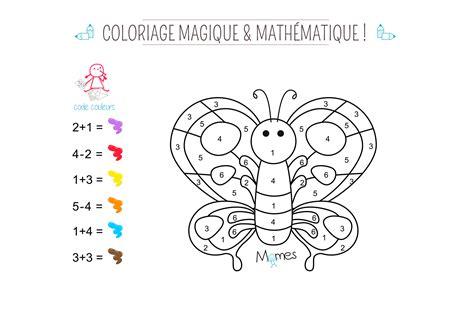 Coloriage Magique 5 Ans Coloriage Magique Le Sousmarin