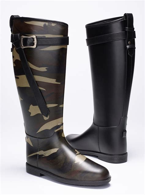 victorias secret boots s secret riff raff boot in green camouflage