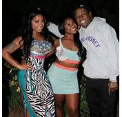 Reginae Carter Graduates High School Lil Wayne &amp Toya