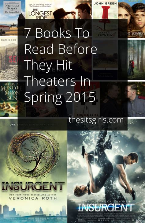 best to read best books to read before they hit theaters in 2015