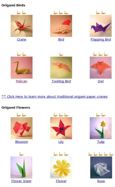 Origami Websites With - 5 free origami diagrams and websites