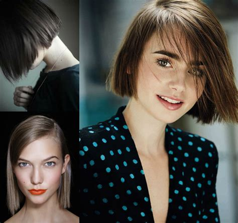 hairstyles cut bob new sharp blunt bob hairstyles 2017 hairdrome com