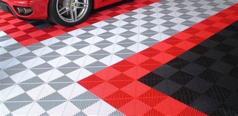 Garage Floor Tiles   Monkey Bar Storage