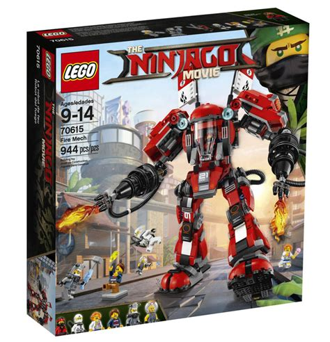 Lego Minifigure Henry 70615 the lego ninjago le immagini ufficiali dei set