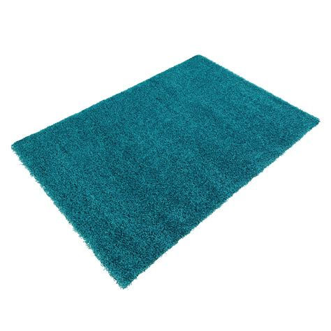 teppich 2 x 4 meter carpet turquoise uni shaggy fancy in diff sizes