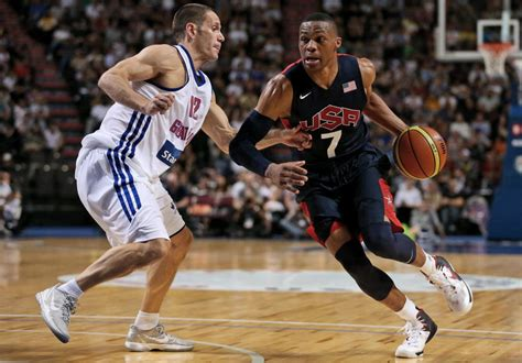 olympics 2012 basketball carmelo anthony and deron williams lead team usa to 118 78
