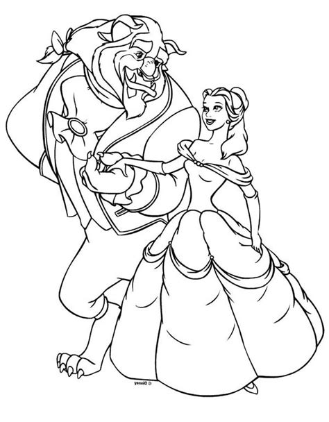 belle dress coloring page belle picks out her favorite dress coloring pages belle