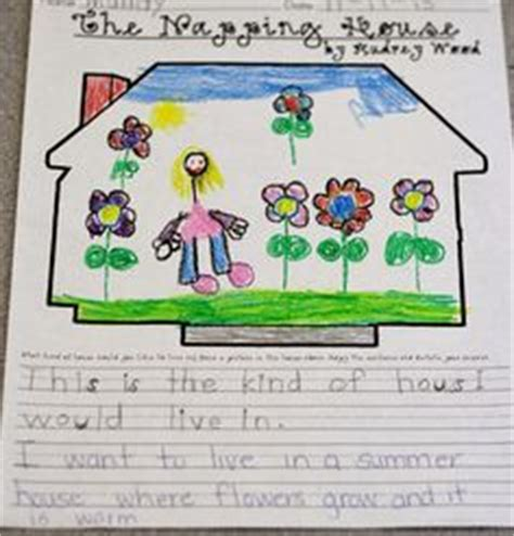 The Napping House Lesson Plan 1000 Images About Napping House On House Retelling And Sequencing Events