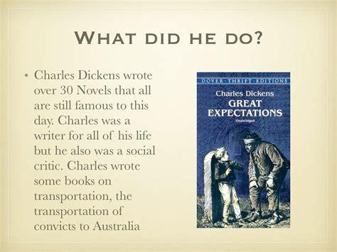 charles dickens biography slideshare charles dickens