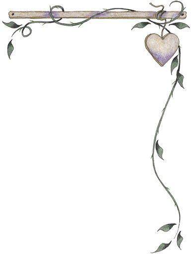 imagenes para hojas blancas bordes para decorar hojas imagenes y dibujos para