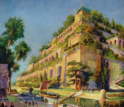 giardini pensili di babilonia foto e se i giardini pensili di babilonia fossero in realt 224 a