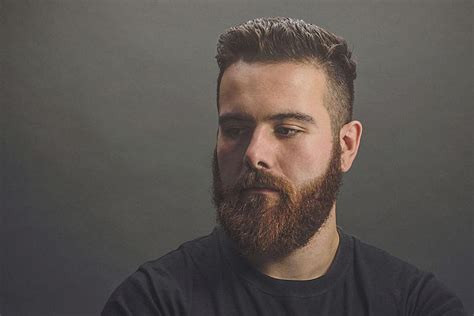 short hairstyles with full beard men with big beards