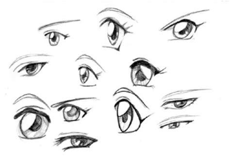 arte manga ojos nariz y orejas arte manga ojos manga mujer resumen