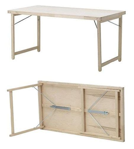 ikea collapsible table tables mesas pinterest folding tables wall art