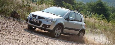 Autoscout Wohnwagen Gebraucht by Suzuki Sx 4 Gebraucht Kaufen Bei Autoscout24