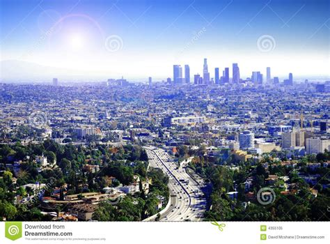 Design Plan by Sunny Los Angeles Royalty Free Stock Photo Image 4355105