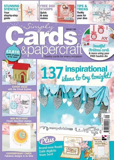 Simply Papercraft - 44 best papercraft magazines covers images on