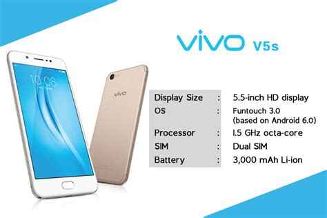 Handphone Vivo V5 Di Malaysia vivo v5s review great quality at a reasonable price