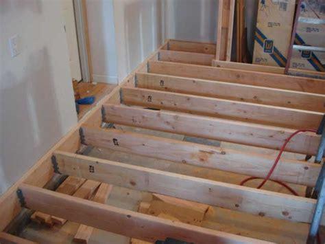 Raised Garage Floor by Raised Garage Floor Home Flooring Ideas
