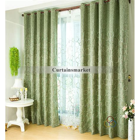 Patchwork Curtains Uk - green color patchwork curtains uk blackout