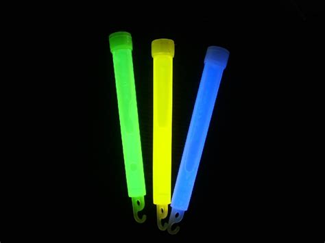 Light Stick - american cross special emergency 6 inch green