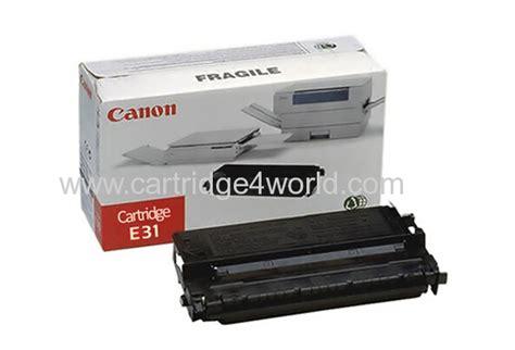 Canon E31 Original Cartridge Toner high quality canon e16 e20 e30 e31 e40 genuine original