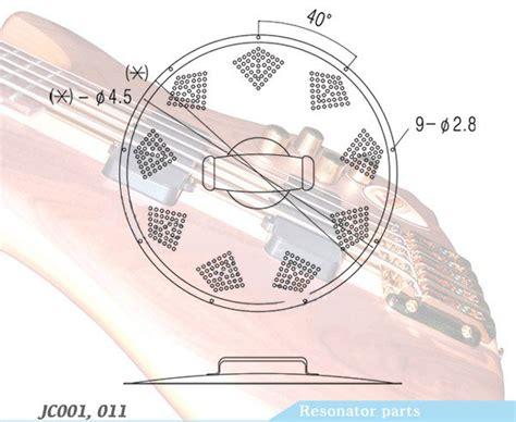resonator guitar wiring diagram free wiring