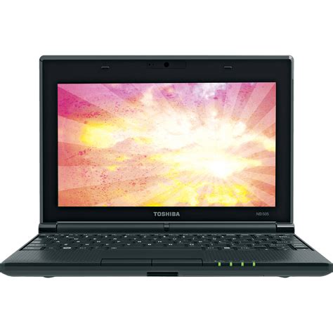 toshiba mini nb505 n508gn 10 1 quot netbook pll50u 01c00c b h