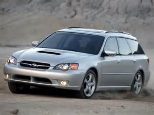 06 Subaru Legacy Subaru Legacy Station Wagon America 2003 06
