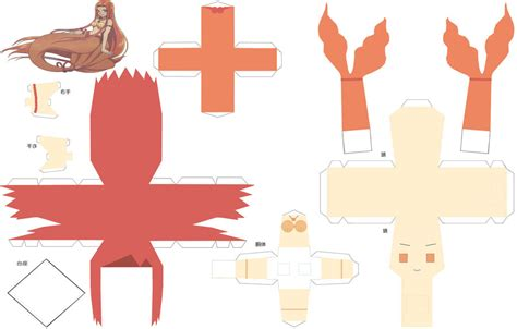 Papercraft Wiki - archivo sirena papercraft jpg mermaid melody pichi