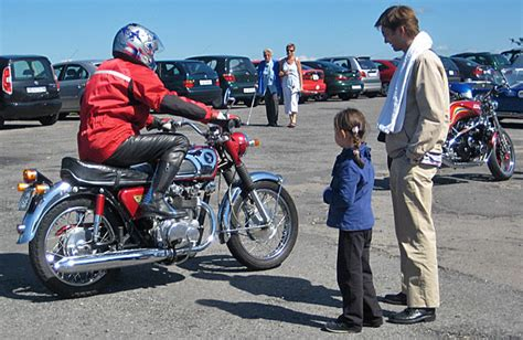 Motorrad Honda Treffen by Honda Cb450 Treffen 2009