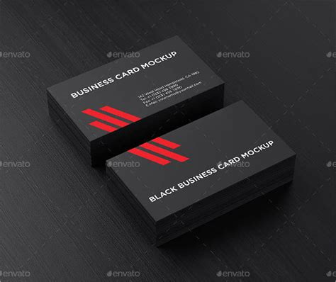 business card mockup template with various 10 business card mockups free psd vector ai eps format