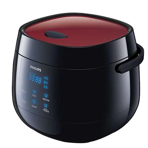 Rice Cooker Mini Philips philips hd3160 electric rice cooker black lazada ph