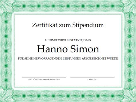 Word Vorlage Mitarbeiter Des Monats Zertifikate Office