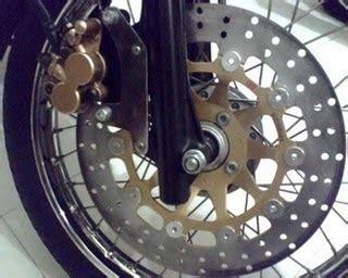Disc Brake Belakang Piringan Cakram Assy Satria R Ru 2 Tak fungsi dan cara kerja kaliper disc brake modifikasi motor