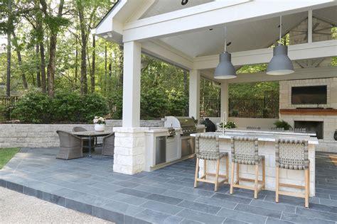 planning an outdoor kitchen where to start