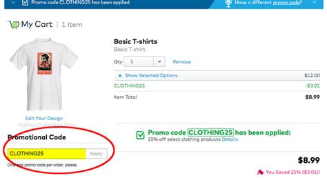 design a shirt coupon codes vistaprint t shirts are they any good review 25 off