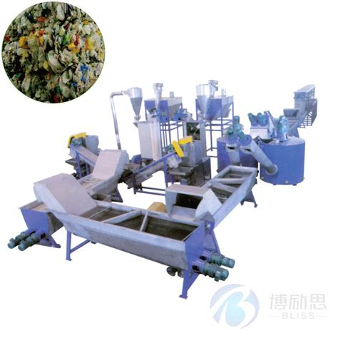 china film equipment plastic film washing and recycling line purchasing