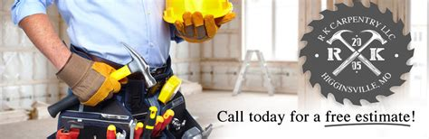 general contractor in higginsville mo affordable handyman
