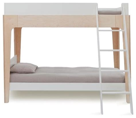 modern bunk bed oeuf perch bunk bed modern bunk beds by fawn forest