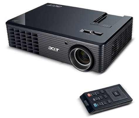 Second Proyektor Acer acer s h5360 and x1261 projectors take it to the third