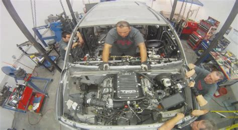 Toyota Technical Center Toyota Racing Announces The Build Challenge
