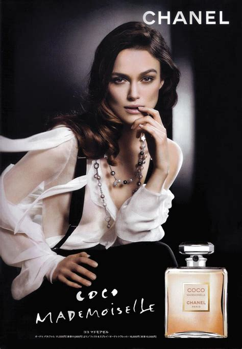 More Keira Knightley For Chanel Coco Mademoiselle by Keira Knightley S Chanel Coco Mademoiselle 2009 Stylefrizz