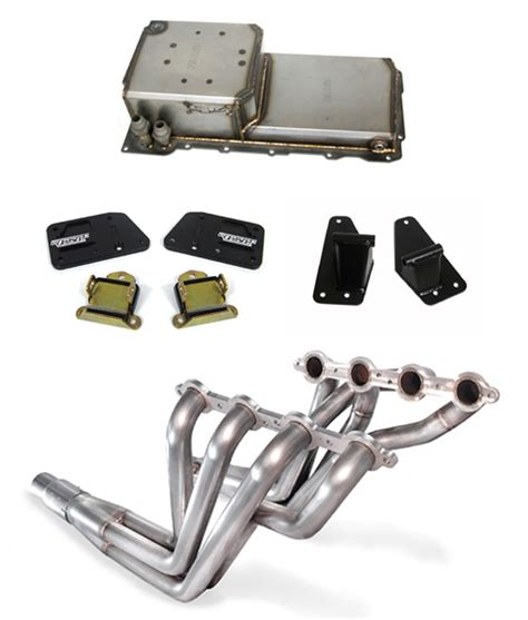 parts you will need to do an ls