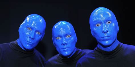 Pinterest Bedroom Decorating Ideas by What The Blue Man Group Looks Like Without Face Paint