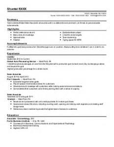 Target Resume Sles by Sales Associate Resume Exle Target Brandon Florida