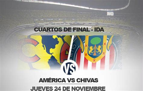 To Find America Where To Find America Vs Chivas On Us Tv And Liga Mx Apertura 1st Leg