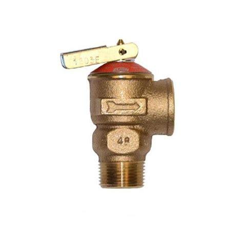 Garden Hose Pressure Relief Valve Zurn Wilkins 3 4 In Lead Free Brass Npt Pressure Relief